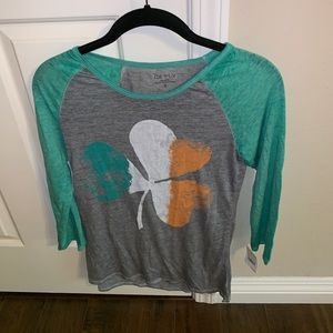 Tops - St. Patrick's day long sleeve top